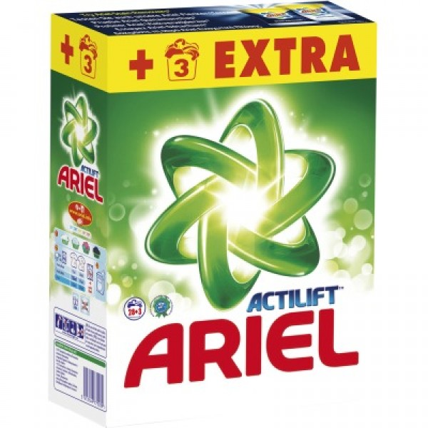 Detergente ariel actilift