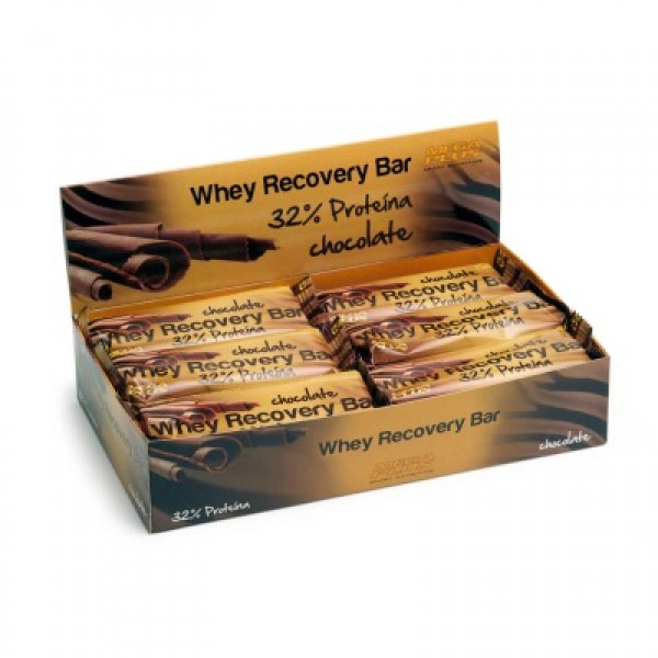 Exp. 18 whey recovery bar chocolate