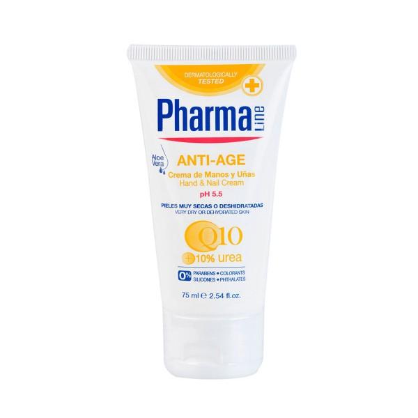 Pharmaline antiedad crema de manos 75ml