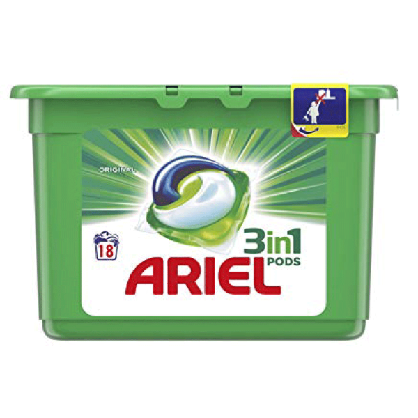 Ariel 3 en 1 pods