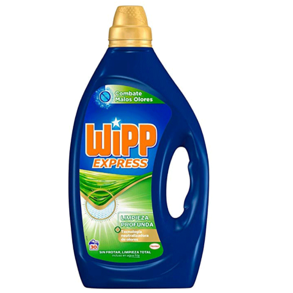 Wipp express combate malos olores