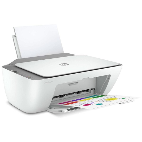 Hp deskjet 2720 impresora inalámbrica wifi multifunción: impresión, copia y escáner